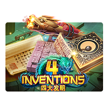 เกมสล็อต Four Inventions