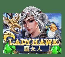 เกมสล็อต Lady Hawk