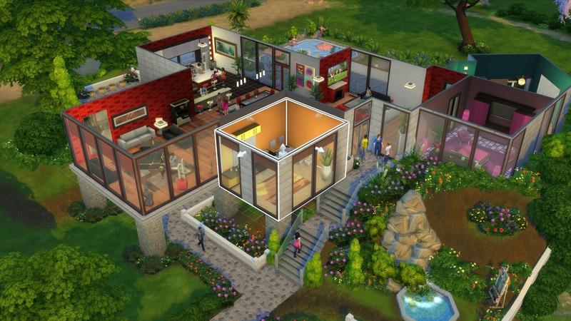 สูตร The Sims 4 เลื่อนขั้นอาชีพ